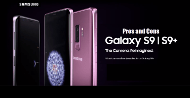 Pros and Cons of Samsung Galaxy S9