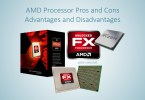 AMD Processor Pros and Cons