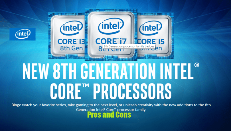 Intel Processor Pros and Cons
