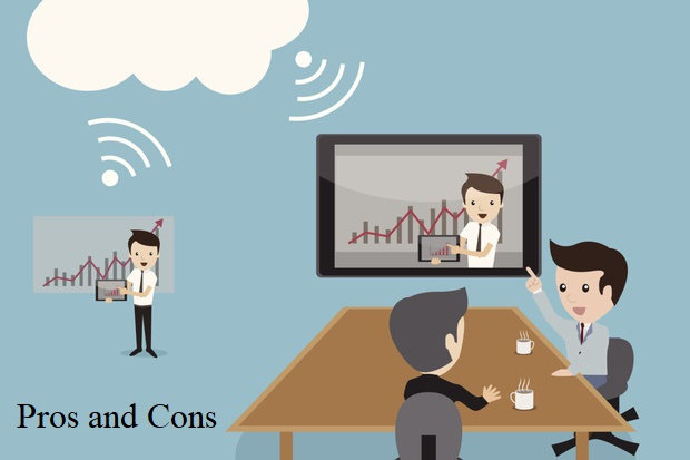 conference call pros and cons