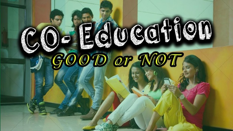 pros and cons of co-education