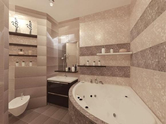 ванная комната дизайн 2018 1