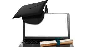 Pros and cons of online college