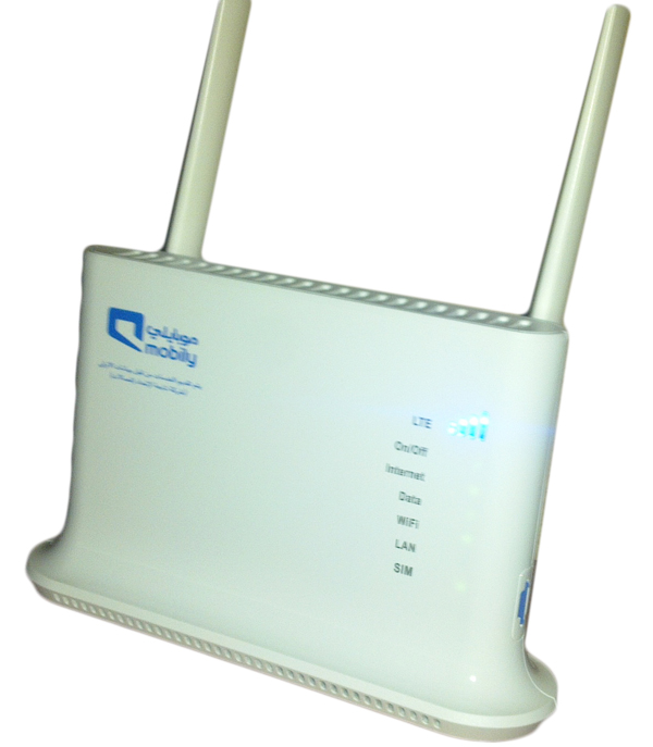 Mobily-Connect4G-Router