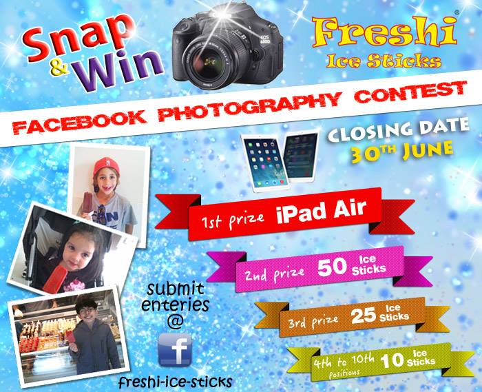 Freshi-Ice-Sticks-Photography-Contest-iPad-Air