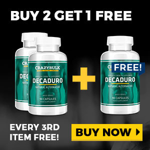 Decaduro Buy 2 GEt 1 Free