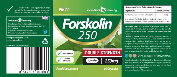 Forskolin-Label-250mg