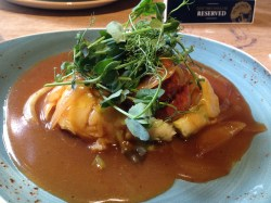 Prosecco and Pie reviews The Northumberland Arms Felton (16)