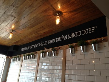 Prosecco and Pie visits the Naked Deli