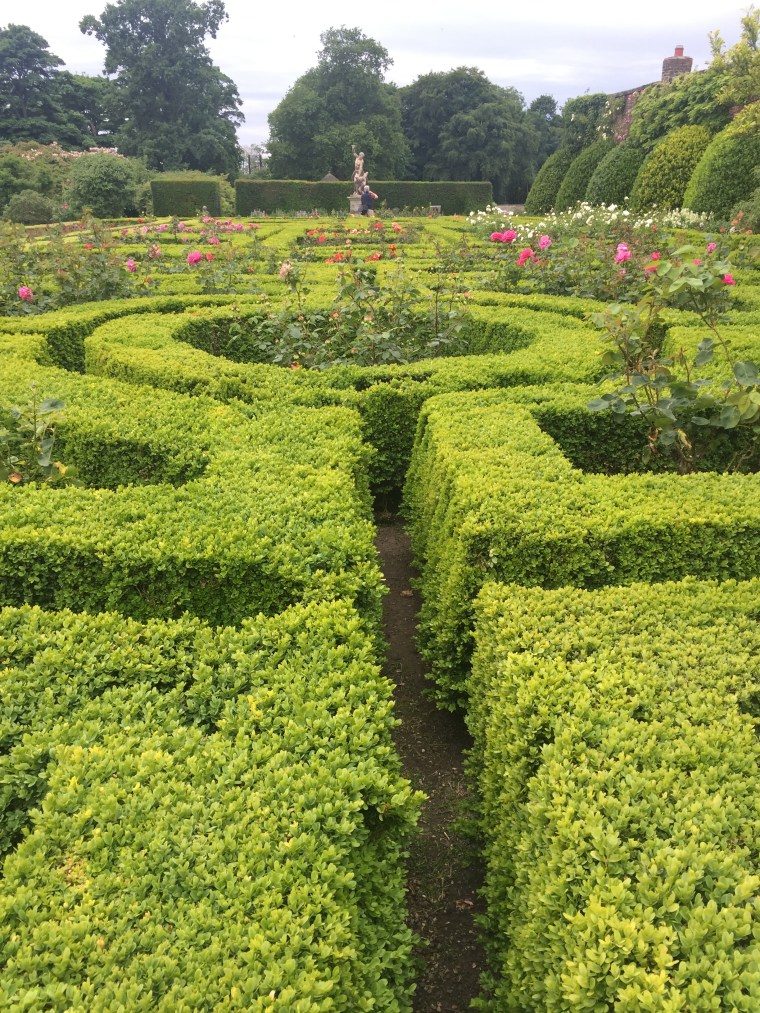 Prosecco and Pie visits Seaton Deleval Hall National Trust July 2015 (16)