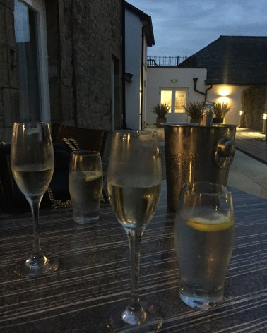 Prosecco and Pie lifestyle blog visits Lake District