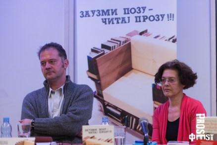Александра Манчић и Драган Проле - у сусрет Просефесту 2016.