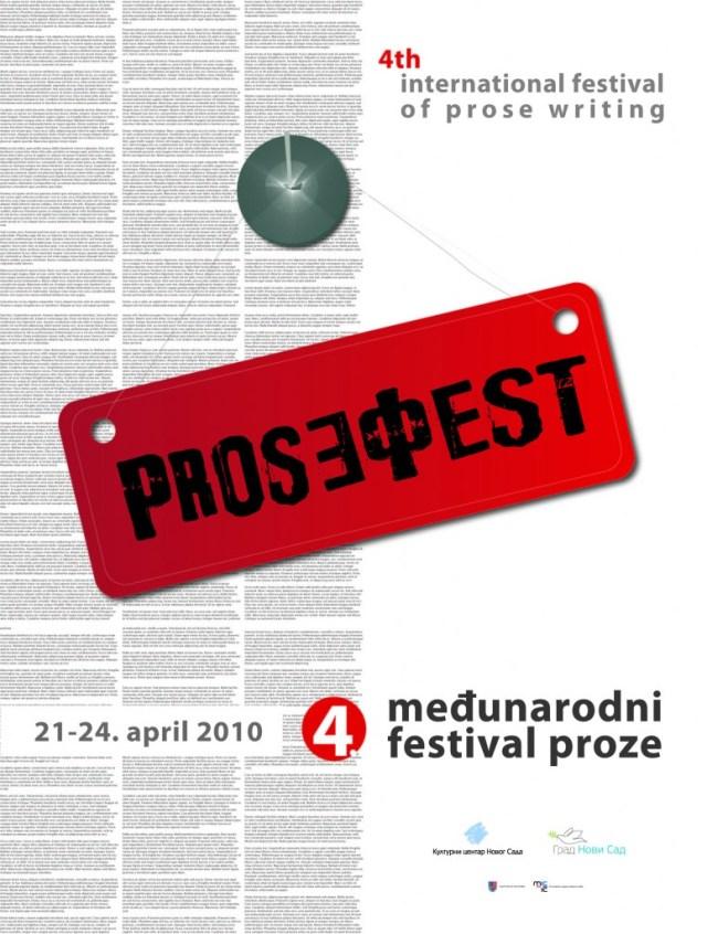 PLAKAT PROSEFEST 2010