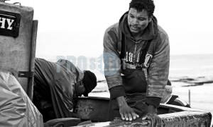 Fishermen on boat | ProSelect-images