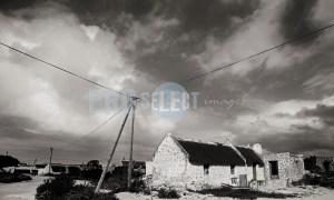 Lime washed houses Kassiesbaai | ProSelect-images