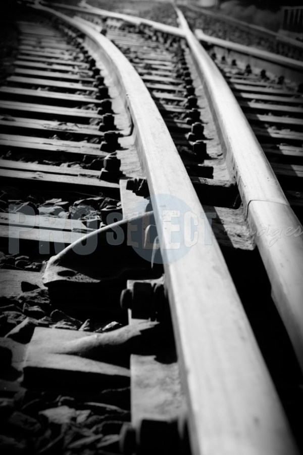 Railway lines and sleepers | ProSelect-images
