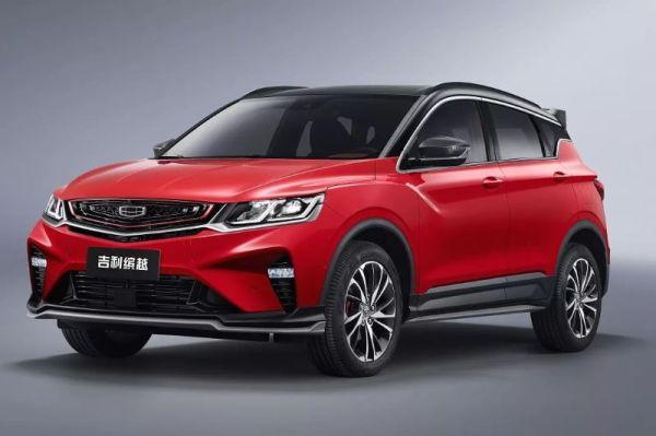 Китайские автопроизводители представили конкурента Киа ...