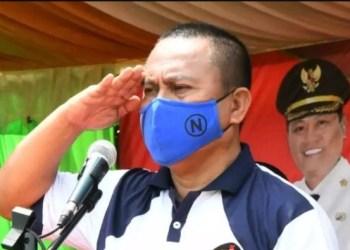 Sekretaris Daerah (Sekda) Gorontalo Utara (Gorut) Ridwan Yasin