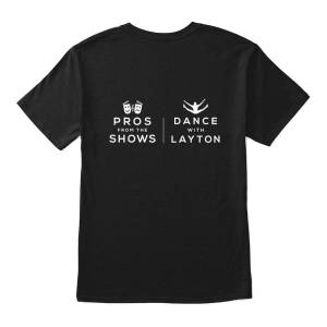 Pros From The Shows Slay T-shirt back
