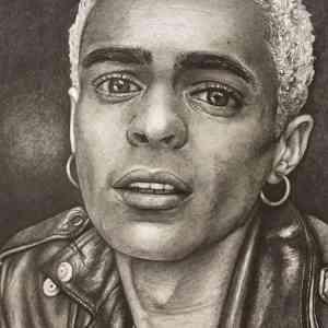 Layton Williams Drawing signed photo