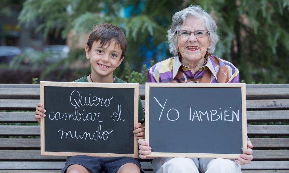 1 DE OCTUBRE, DÍA INTERNACIONAL DE LAS PERSONAS MAYORES