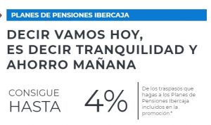 PLANES DE PENSIONES IBERCAJA