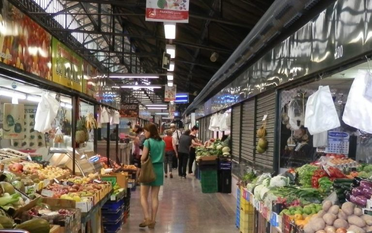 Mercado Las Verónicas de Murcia
