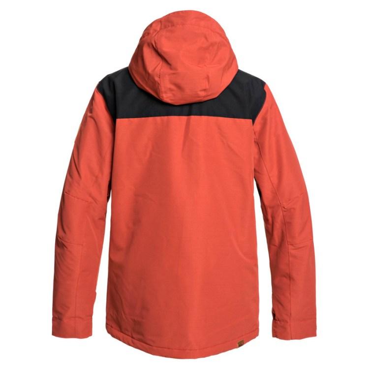 Quiksilver Raft Jacket Back