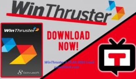 WinThruster 1.79.69.3083 Crack With Serial Key Free Download {Updated}