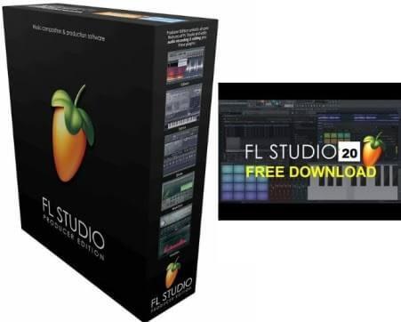 FL Studio 20.6.0.1458 Crack + Torrent With Reg Key Full Version Download