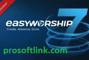Easyworship 7.1.4.0 Crack Full Product Key 2020 Free Download [Mac/Win]