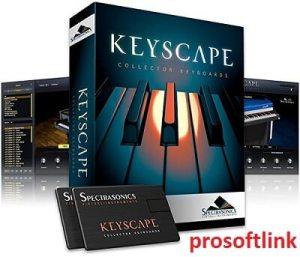Keyscape 1.1.3c Crack With Torrent (VST) Free Download (Mac/Win)