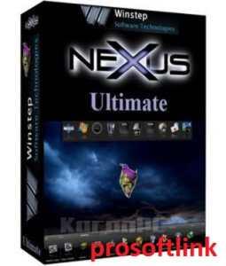 Winstep Nexus Ultimate 20.1 Crack License Key 2020 (Mac/Win) Free Download