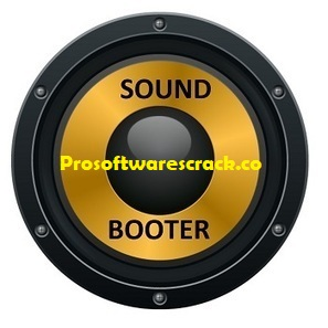 Letasoft Sound Booster 1.11.0.514 Crack With Product Key 2021 [Latest]