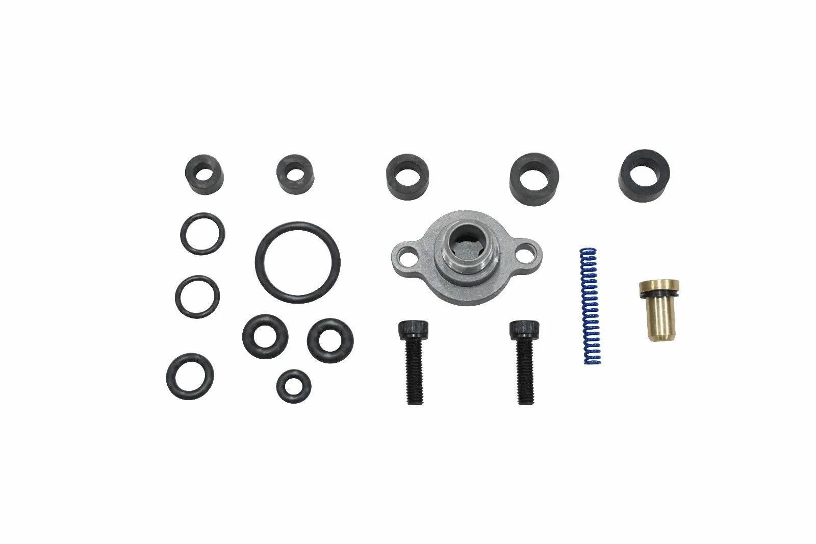 Fuel Pressure Regulator Blue Spring Kit For 99 03 7 3l