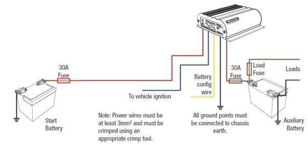 Redarc Wiring Diagram Furthermore Electric Brake