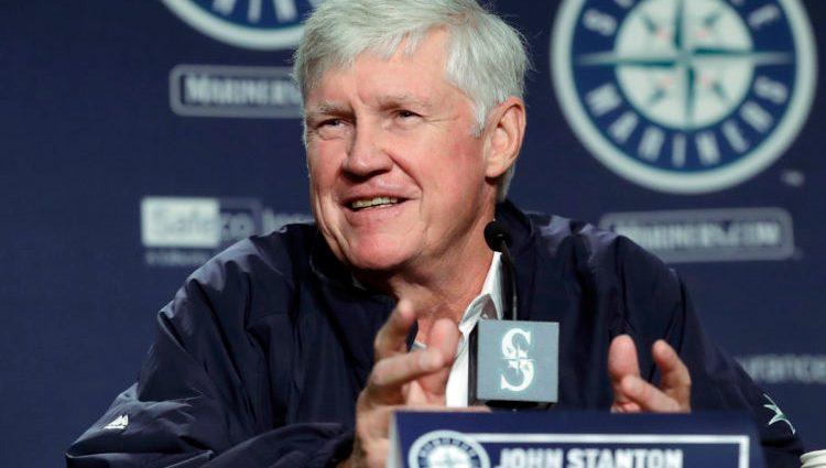 John Stanton, Seattle Mariners