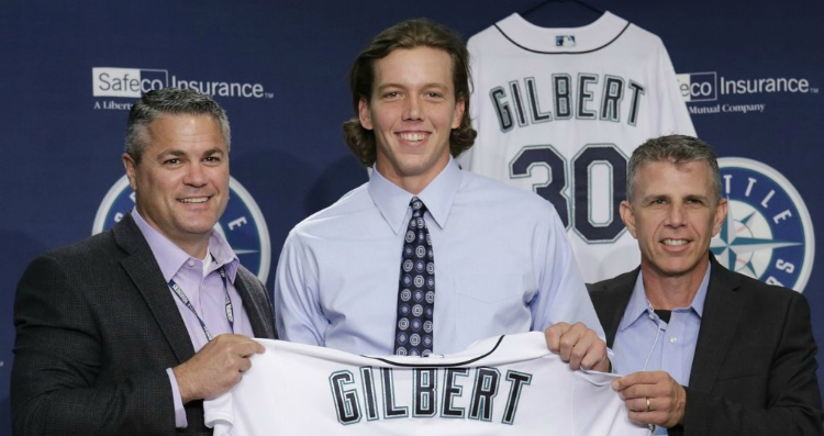 Photo of Mariners' Early Round Picks Nudging Team Closer To Relevance
