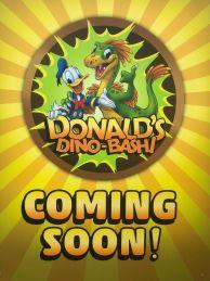 Dino Bash Sign