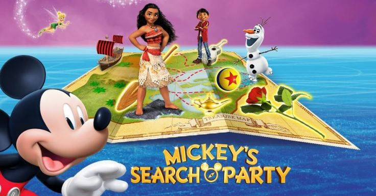 Disney On Ice Mickey's Search Party.JPG