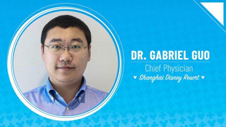 Dr. Gabriel Guo Shanghai