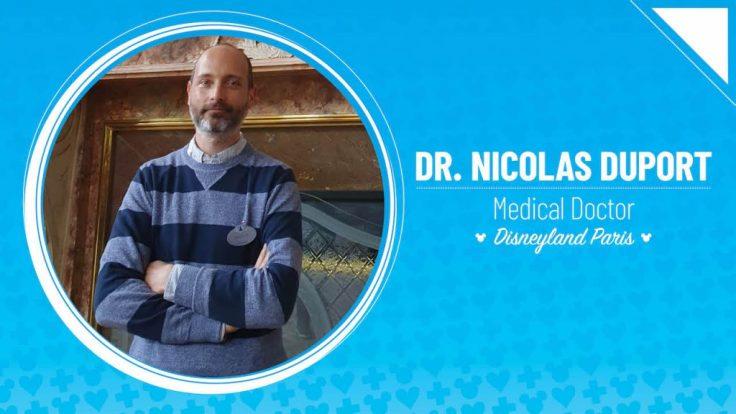 Dr. Nicolas Duport Paris