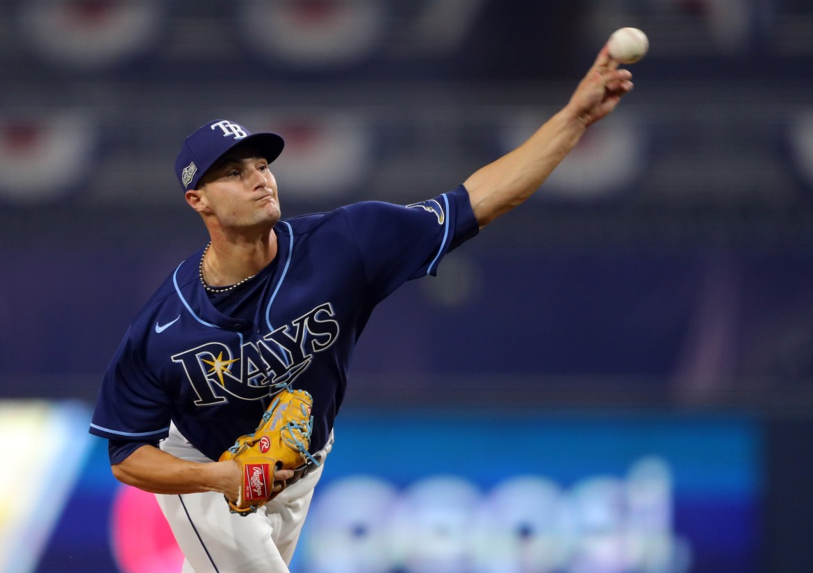 Shane McClanahan – Scouting Report: Rays LHP Prospect
