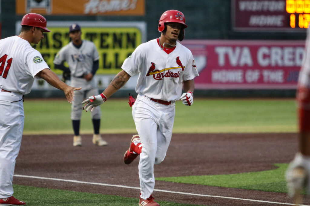 Trejyn Fletcher – Scouting Report: Cardinals OF Prospect