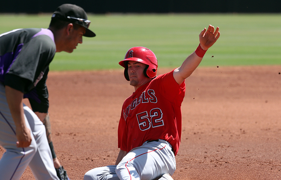 Brandon Marsh | Scouting Report: Angels OF Prospect