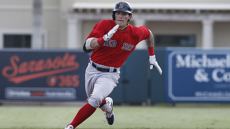 Jarren Duran OF – Scouting Report: Red Sox OF Prospect