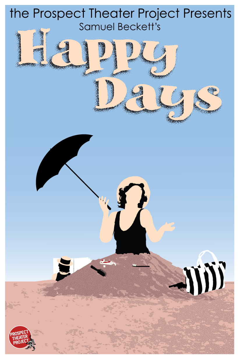 Happy Days by Samuel beckett prospect theater project modesto california