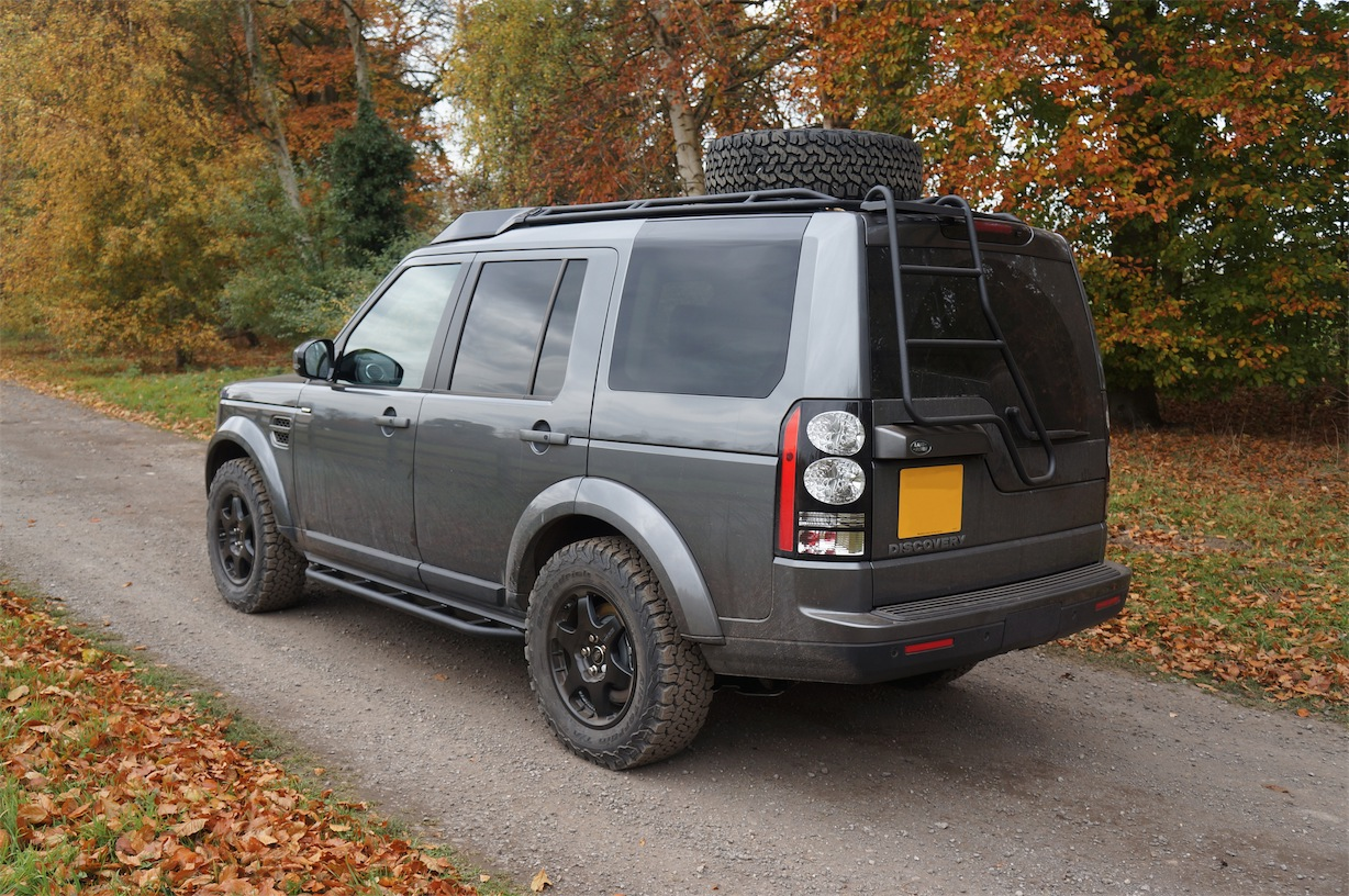 Land rover discovery light bar mozeypictures Gallery