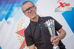 Team Challenge X30 winner