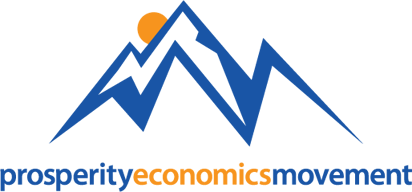 Prosperity Economics Movement Logo